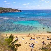 Top 10 praias HI - Hanauma Bay