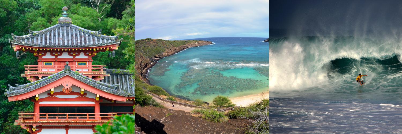 Oahu em um dia